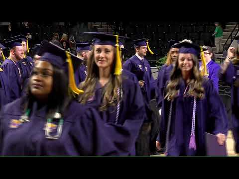 Tennessee Tech University Fall 2019 Morning Commencement
