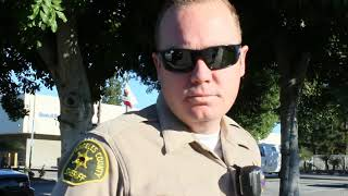 WALNUT USPS AND BANK OF AMERICA CALL THE SHERIFFS FOR A PHOTOGRAPHER IN PUBLIC. 1ST AMENDMENT AUDIT