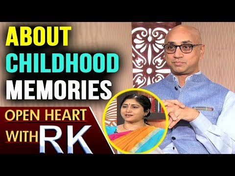 TDP MP Galla Jayadev And His Sister Dr Ramadevi About Childhood Memories | Open Heart With RK