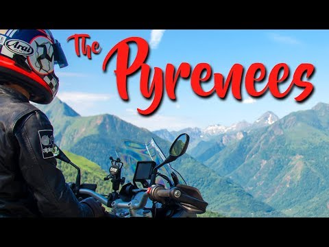 The Pyrenees / BMW R 1200 GS / MotoGeo Adventures