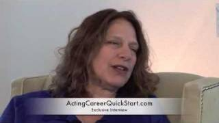 Acting Auditions: Interview with CD April Webster