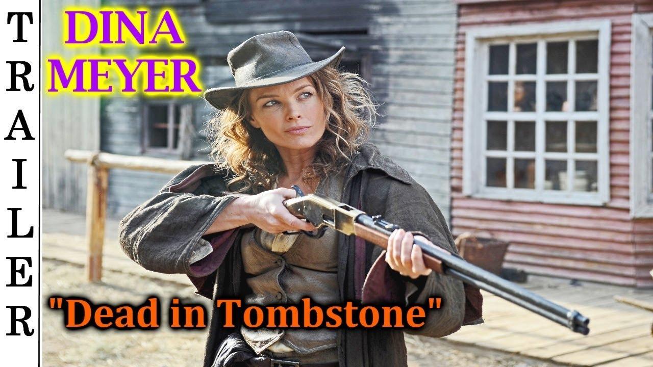 Download Dead in Tombstone - Trailer 🇺🇸 - DINA MEYER.