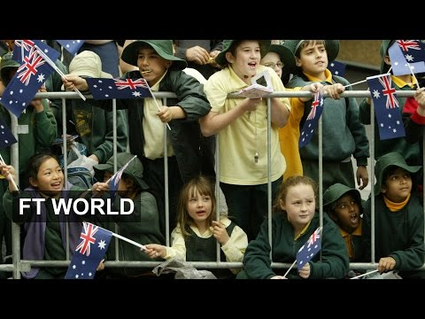 Australia's points based immigration explained | FT World