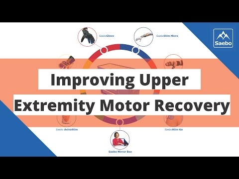 Webinar On Demand: Improving Upper Extremity Motor Recovery with Saebo