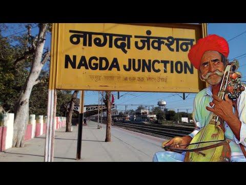 Arriving NAGDA Junction !!!