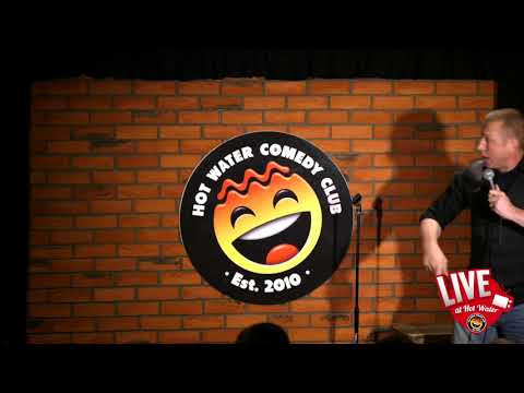 Nick Clarke   LIVE at Hot Water Comedy Club
