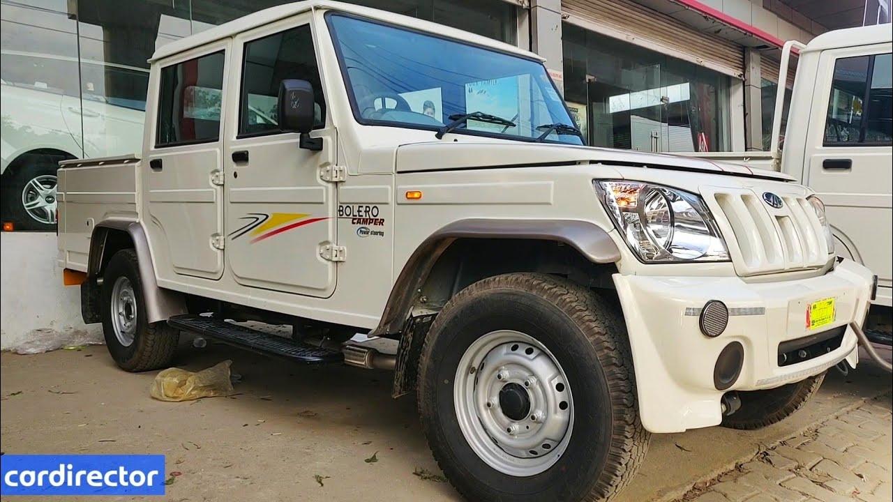 Jeep New Model Mahindra 2019 Bolero Camper 4×4 Price 2019