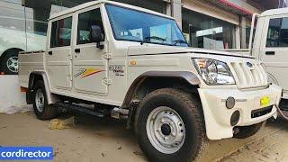 Mahindra Bolero Camper 4WD/2WD 2019 | Bolero Camper 2019 | Interior and Exterior | Real-life Review