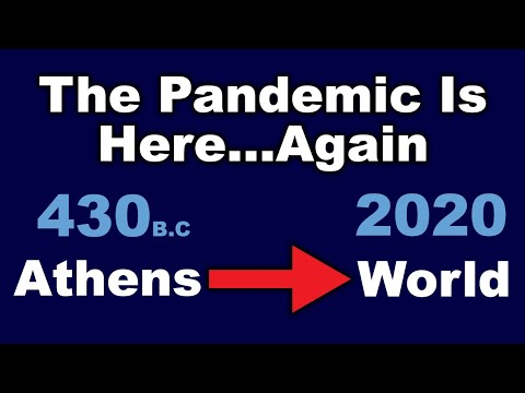 The Pandemic That Is Destroying Civilization Is Here...Again