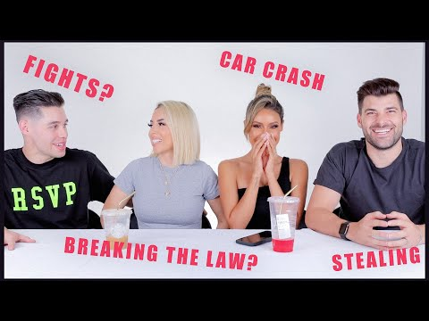 SQUAD FIRSTS: FIST FIGHTS, BREAKING THE LAW, CAR CRASHES.