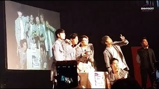 [Fancam] 150321 GOT7 Fanmeeting in KL Malaysia - IGOT7 Video and Jackson's Birthday