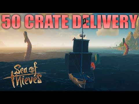 Uncompetent Pirate Shipping (UPS) | Sea of Thieves (Merchant Gilded Voyage)