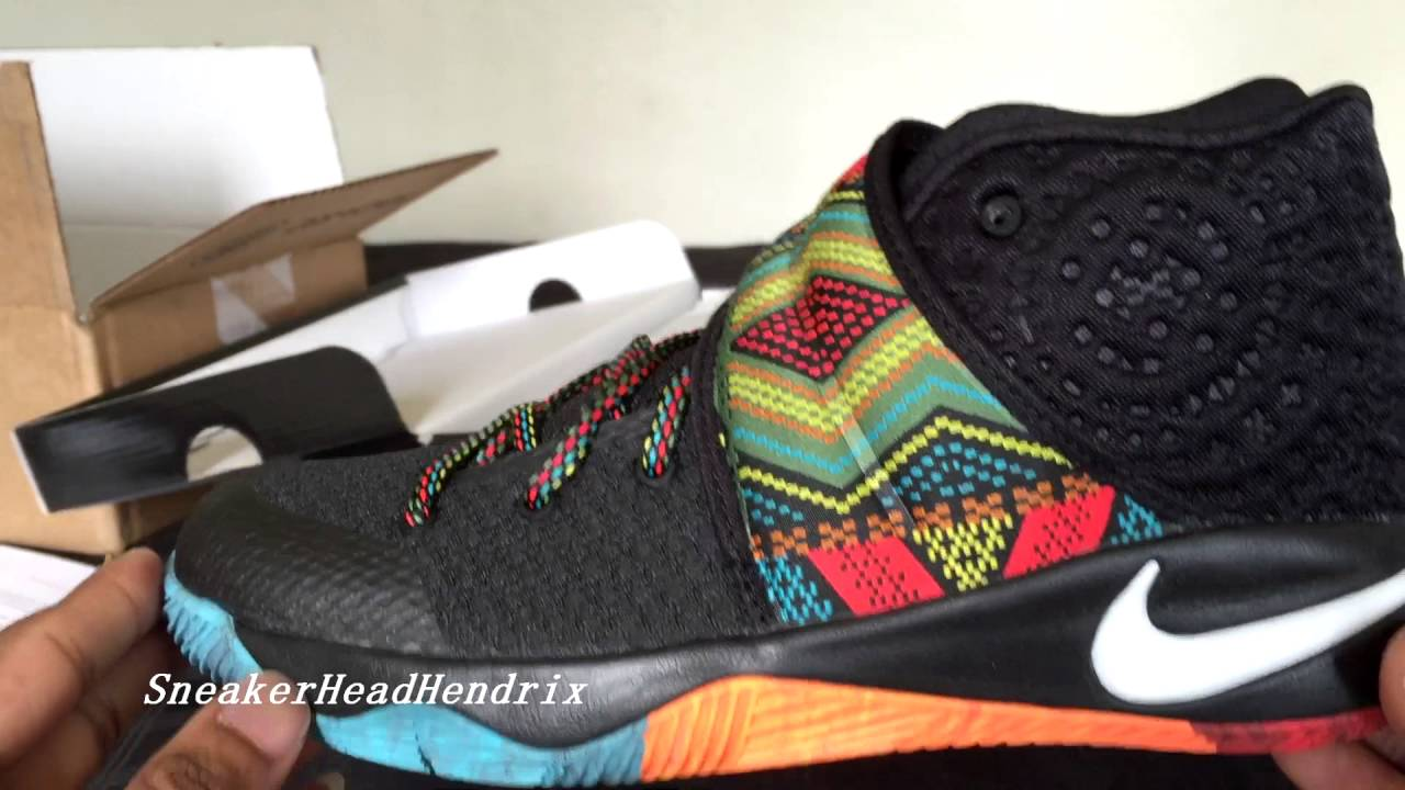Nike Kyrie 2 Bhm Gs Unboxing3 Youtube