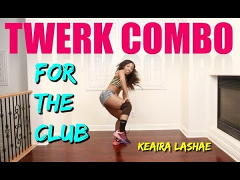 (HOW TO) DANCE COMBO For Parties or The CLUB! -@KeairaLaShae