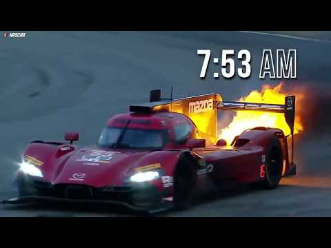 Relive the action-packed Rolex 24