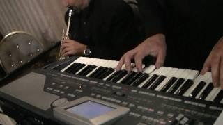 """Jewish wedding band Shir Soul - """"Under the Sea"""" at a chuppah"""