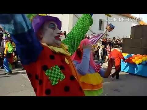 Carnaval Oliveira do Bairro - 2019.(Aveiro)