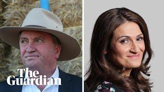 'Labor, Labor, Labor, Labor': Barnaby Joyce's bizarre interview on RN Drive