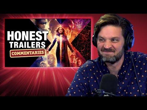 Honest Trailers Commentary   X-Men: Dark Phoenix