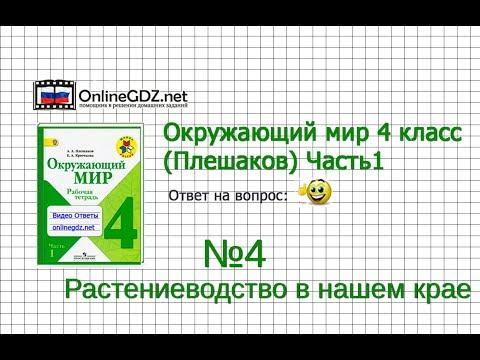 Растениеводство (3 класс) - презентация