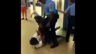 Philadelphia Transit Police Brutality - June 16, 2013