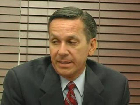 Dino Rossi at The News Tribune