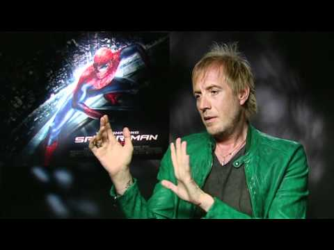 Rhys Ifans Interview for The Amazing Spider-Man
