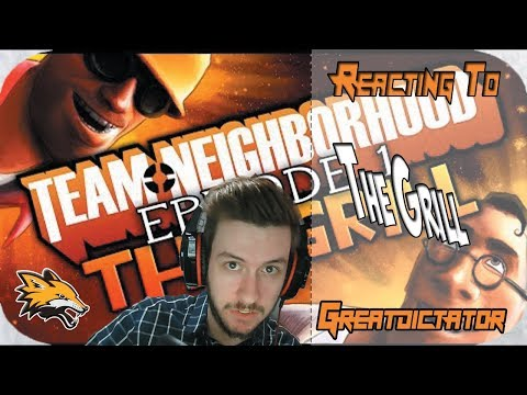 Reacting To Team Neighborhood Episode 1 The Grill