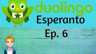 Duolingo Language Learning - Learn Esperanto With Me