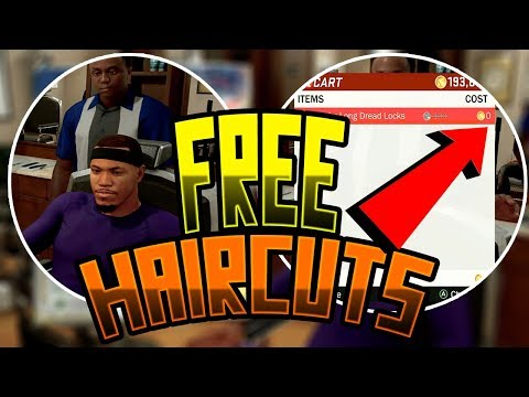 NBA 2K18 - HOW TO GET FREE HAIRCUTS FOR LIFE - WIN THE BET WITH DOC