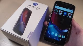 motorola Moto G4 Plus / Обзор Motorola / Review Moto G4 Plus