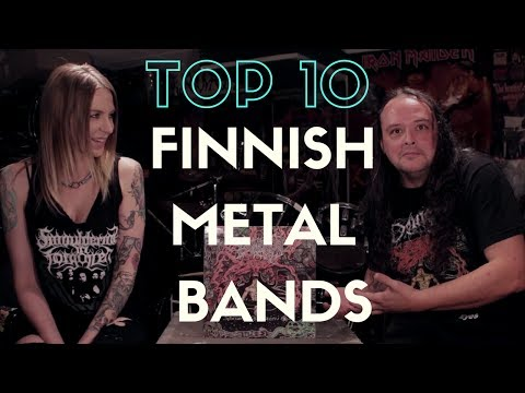 Top 10 Finnish Metal Bands