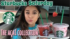 Starbucks Saturday | The Açaí Collection