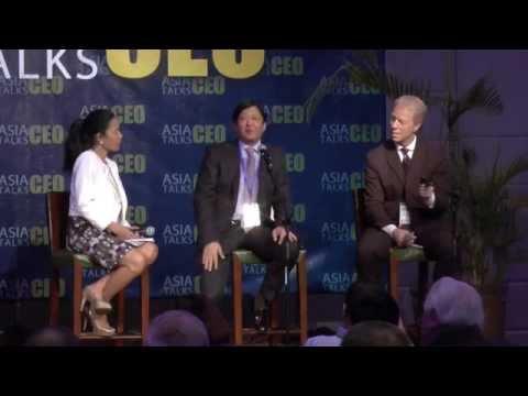 BongBong Marcos Qu0026A - Asia CEO Talks