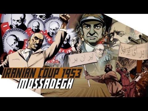 Operation Ajax: CIA Oil Coup in Iran - COLD WAR