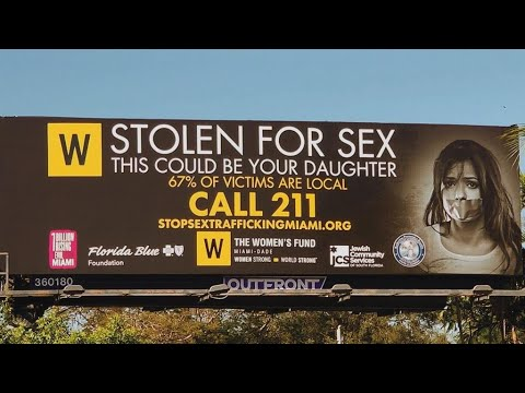 Focus - Fighting the scourge of human trafficking in Florida