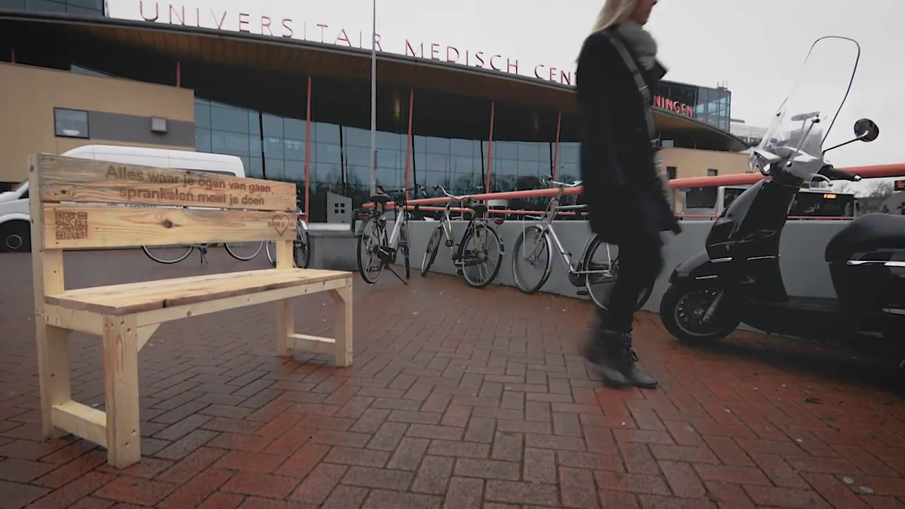 Film Bankjes Groningen Youtube