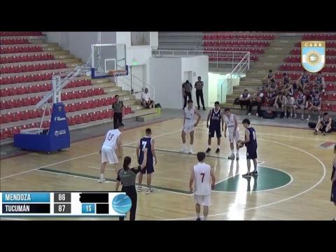 Argentino U17 de Selecciones: Mendoza vs. Tucumán