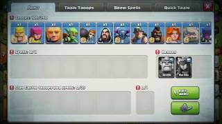 Clash of clans balapan gokil