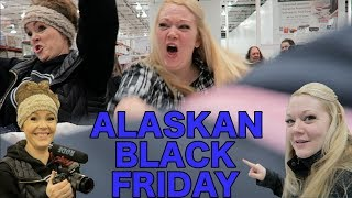 ALASKAN BLACK FRIDAY | KEEPING IT REAL