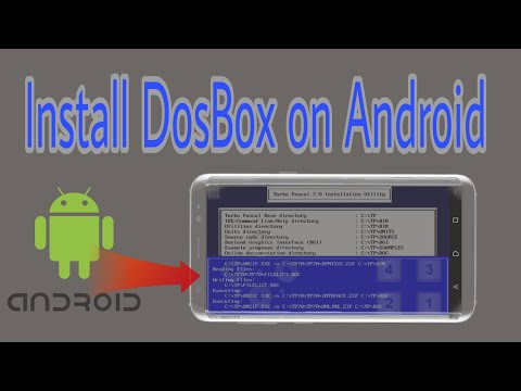 How To Install Dosbox For Android Full Tutorial