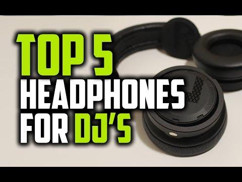 Best DJ Headphones in 2018 - Which Are The Best DJ Headphones?