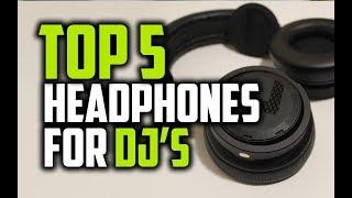 Download lagu Best DJ Headphones in 2018 - Which Are The Best DJ Headphones?