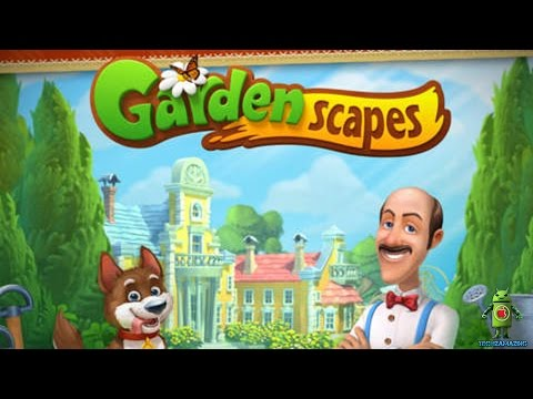 Gardenscapes - New Acres (iOS/Android) Gameplay HD