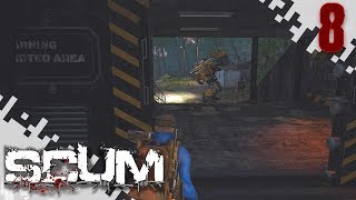 SCUM - Military Loot! (Multiplayer Gameplay Video) - EP08