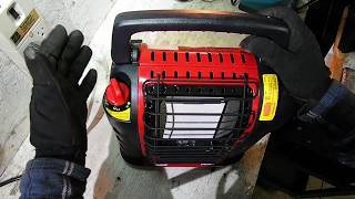REPAIR: Mr. Heater Portable Buddy