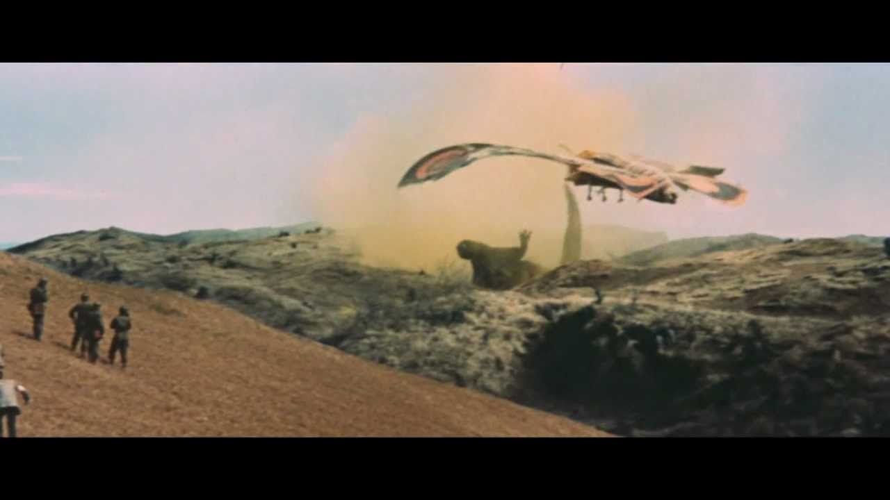 HD - (1964) Godzilla vs Mothra