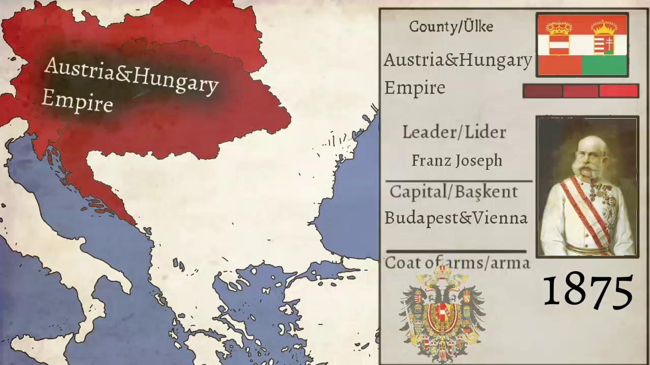 Alternative History Of Hungary (1867-2018)|| Alternatif Macar Tarihi  (1867-2018)