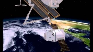 Canadarm2 to Catch SpaceX