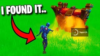 I Found a Season 8 SECRET In Fortnite..